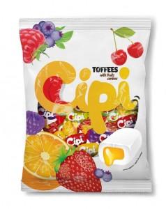 Caramele umplute fructe 3D
