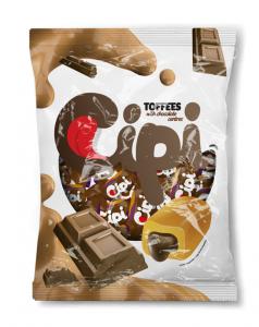 caramele umplute ciocolata 3D