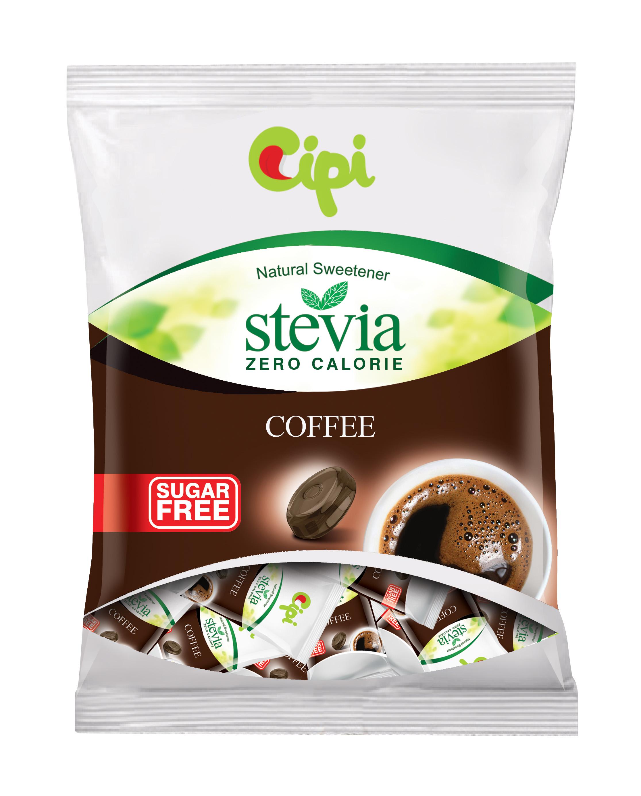STEVIA sugar free cafea