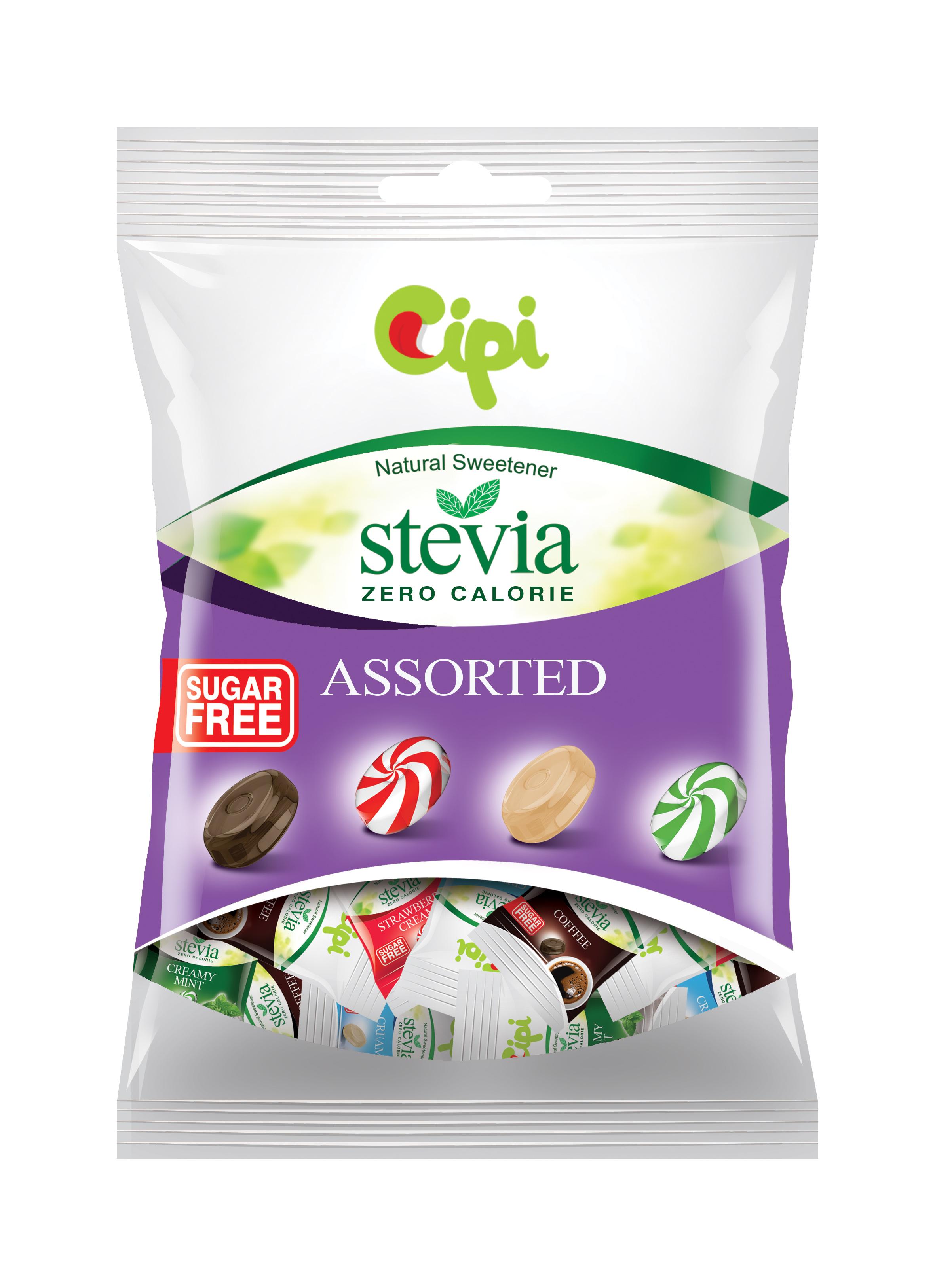 Stevia assorted
